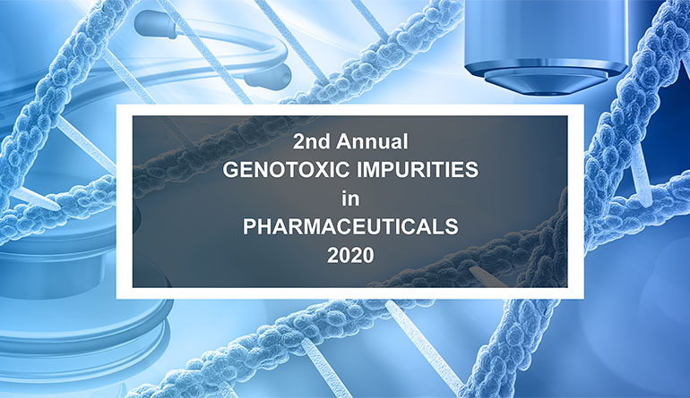 Qepler | summits & conferences | 2nd Annual Genotoxic Impurities in Pharmaceuticals Summit, 19-20 November 2020