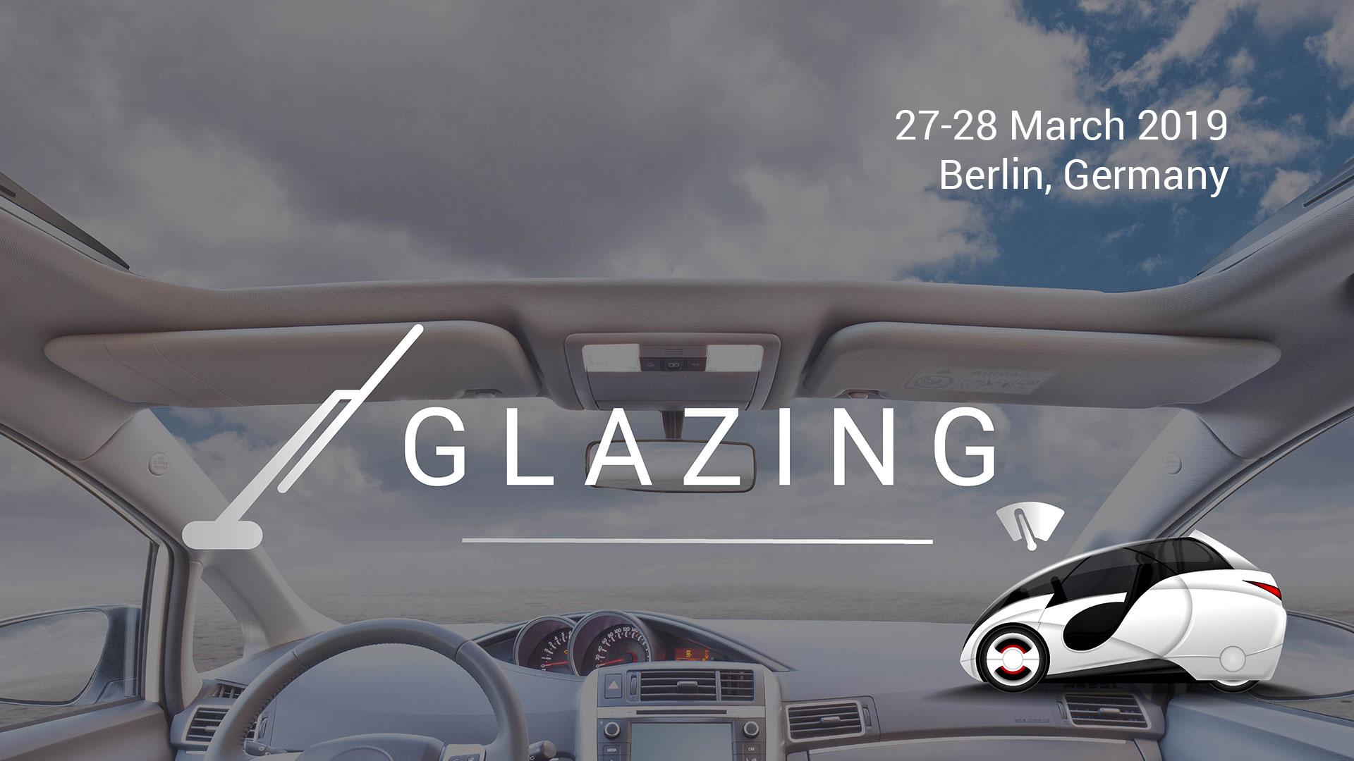 Automotive Glazing Summit, Berlin, 27 March 2019