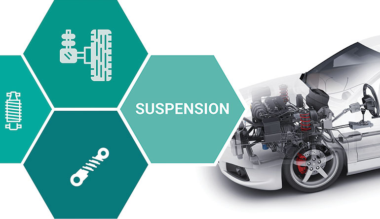 Qepler | summits & conferences | Automotive Suspension Systems Summit, Berlin, 27 March 2019