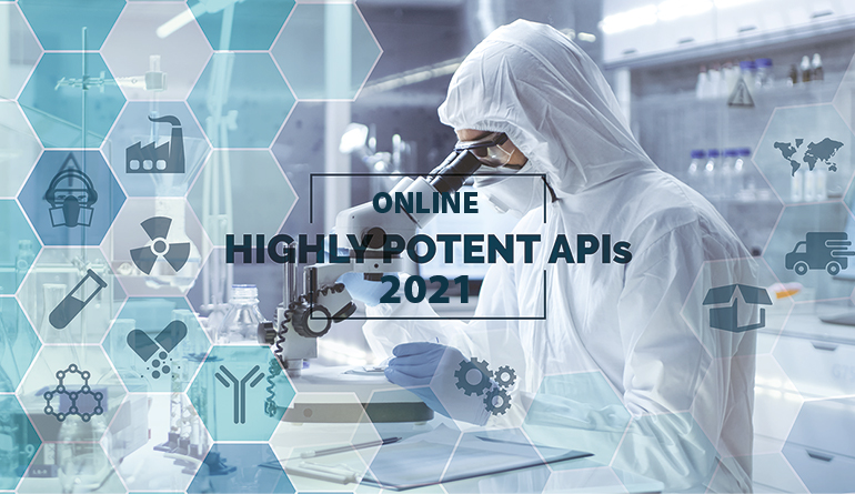 Qepler | summits & conferences | 3rd Annual Highly Potent APIs Summit, Virtual Conference, 24-25 June 2021