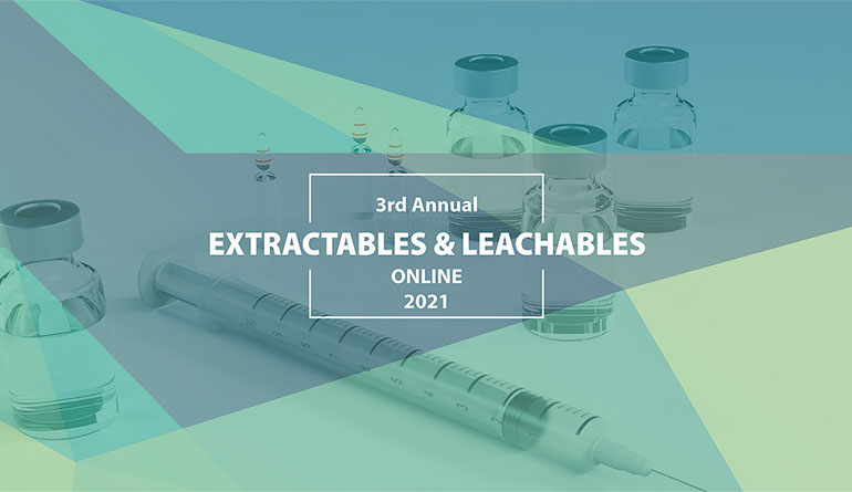 Qepler | summits & conferences | 3rd Annual Extractables & Leachables Summit, Virtual Conference,  20-21 October 2021
