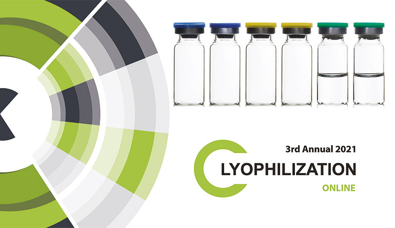 Qepler | summits & conferences | 3rd Annual Pharmaceutical Lyophilization Online Conference, 18-19 November 2021