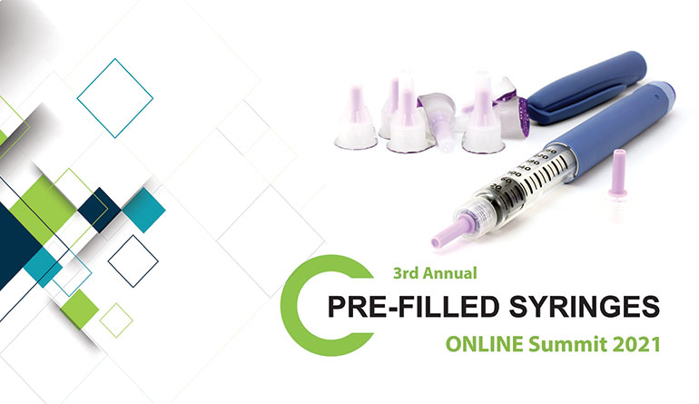 Qepler | summits & conferences | 3rd Annual Pre-Filled Syringes Summit 2021, Virtual Conference, 27-28 May 2021