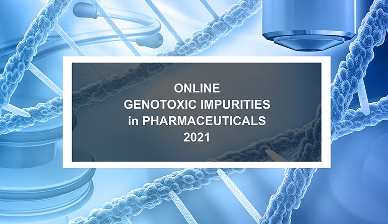 Qepler | summits & conferences | 2nd Annual Genotoxic Impurities in Pharmaceuticals Online Conference, 15-16 July 2021