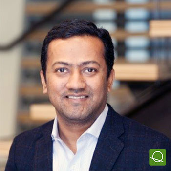 Harshal Shah, Cambridge Consultants - Qepler Summits And Conferences