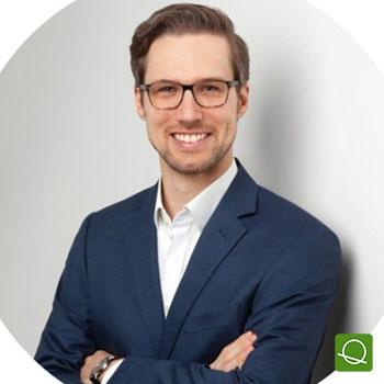 Matthias Erber, Bayer - Qepler Summits And Conferences