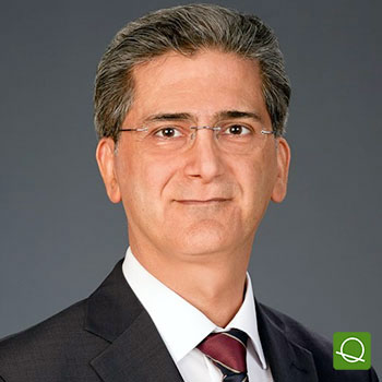 Dr. Reza Ghahary, Evonik - Qepler Summits And Conferences